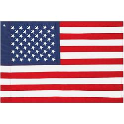 American Applique Large Flag