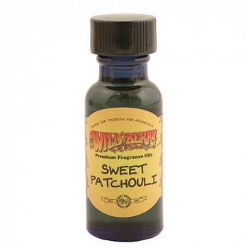 Sweet Patchouli Oil